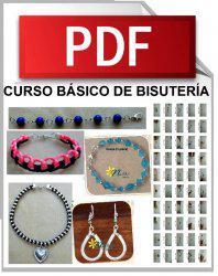 db65fdbd0611 Curso basico bisuteria formato digital aprende en tu casa