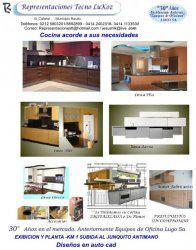 Fabrica muebles para oficina, closet, puertas, somos