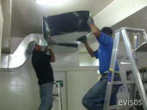 Fabricacion de ductos y alquiler de equipos maracay