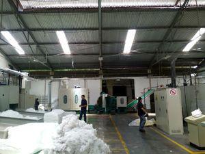 Galpon industrial de 2500 mts2 y empresa de guata en