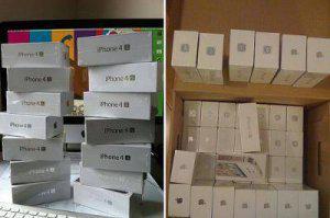 Iphone5, samsung, blackberry al por mayor