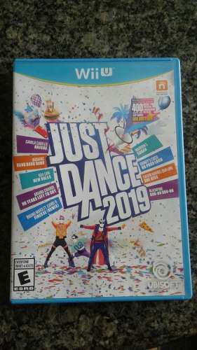 Just dance 2019 para consola wii u