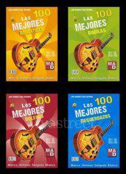 Las 100 mejores canciones para guitarra. 4 cancioneros.