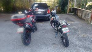 Moto new bera dt 200ccrr tipo motar 2012