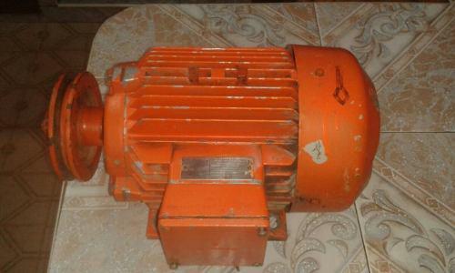 Motor electrico siemens 3hp 220vts trifasico 1610rpm.