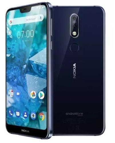 Nokia 7.1 4gb ram 64gb internos android one nuevo doble sim