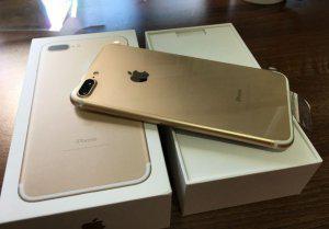 Nuevo desbloqueado apple iphone edge 7 y 7 plus / samsung