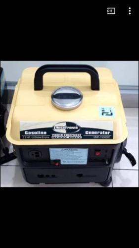 Plantas eléctricas de 1000w portátiles a gasolina 110v