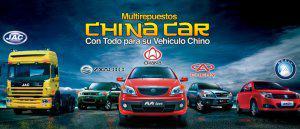 Repuestos para carros chinos