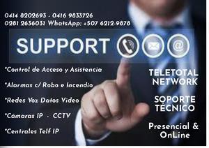 Seguridad electrónica y telecomunicaciones