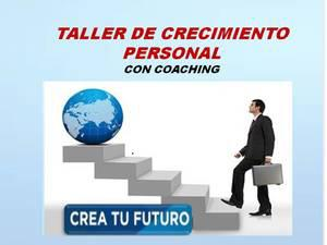 Taller de crecimiento personal con coaching
