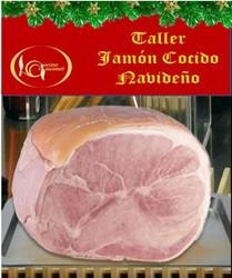 Taller especial jamón biscotto y jamón de york (tender