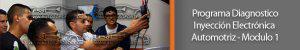 Técnico en diagnostico inyección electrónica automotriz