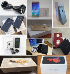 Venta apple iphone 6s 16gb, samsung galaxy s7 edge