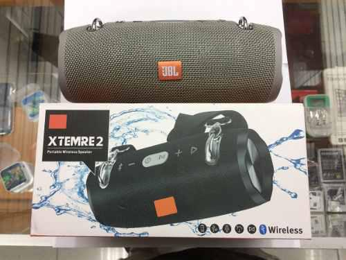 Corneta portatil jbl xtreme 2 bluetooth usb somos tienda