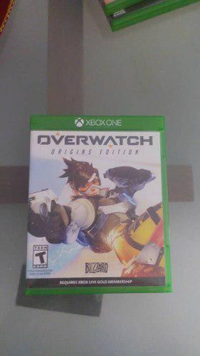 Overwatch para xbox one