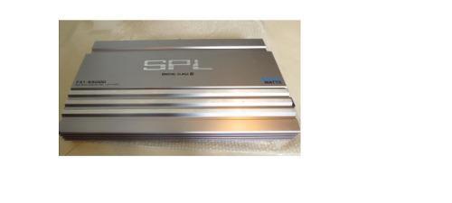 Planta amplficadora de sonido spl 5500 vatios. 220 trumps