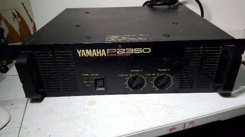 Power amplificador yamaha original japones p2350