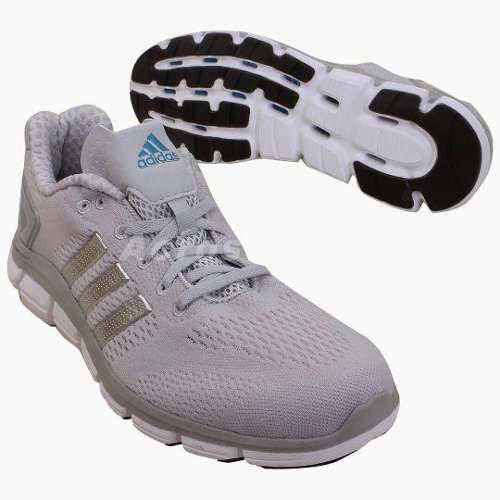 Zapatos adidas cc rider running hombres gama 100% originales