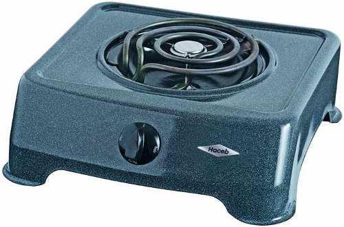 Cocina electrica 1 hornilla haceb original