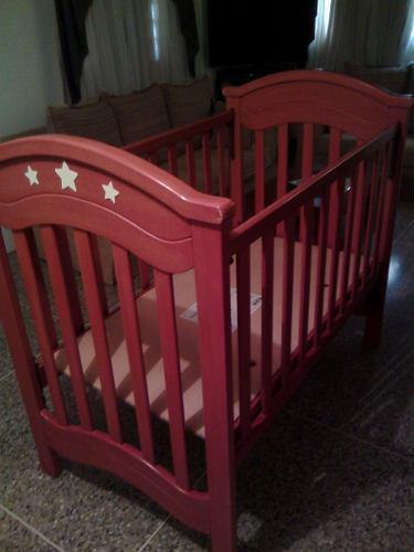 Cuna Para Bebes Muy Conservada