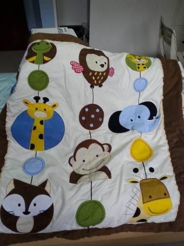 8a35ce99f Edredones para bebe ropa de cuna corral o cama cuna cobija en ...