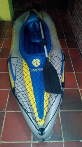 Kayak inflables intex