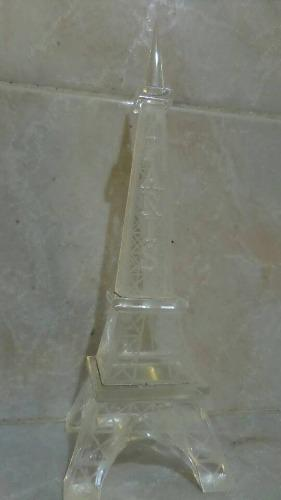 Torre eiffel de cristal