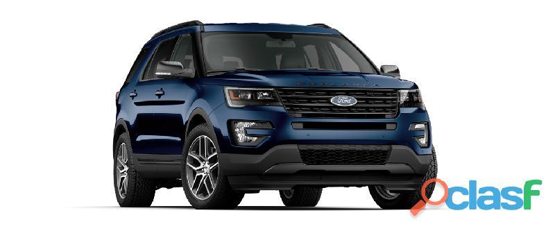 Camioneta Ford Explorer