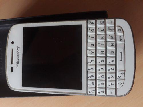 Blackberry q10 blanco liberado de fabrica lte oferta