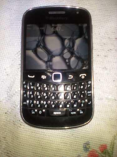 Vendo telefono blackberry bold 9900 como nuevo