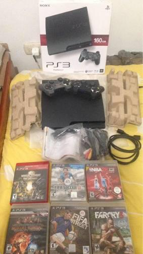 Consola play station 3 160 gb