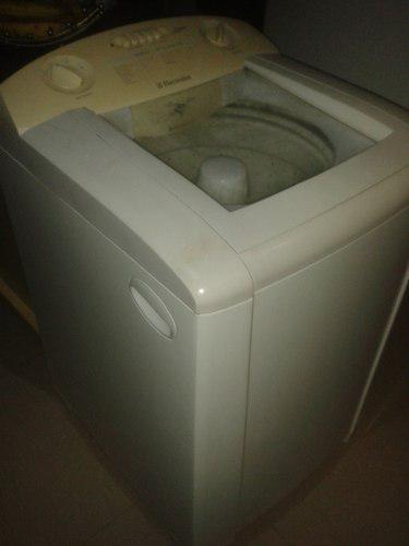 Lavadora automática electrolux mod etl22y heavy clean