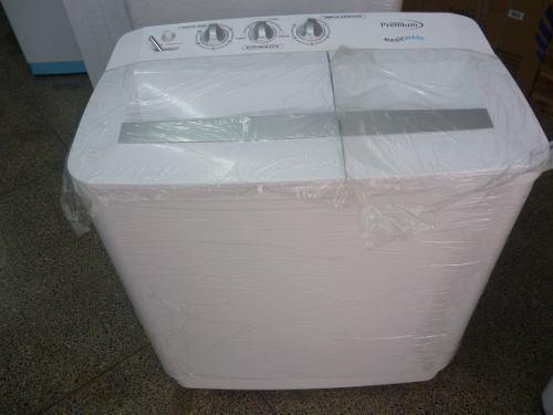 Lavadora doble tina 8 kg premium