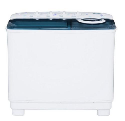 Lavadora doble tina semi automática carga superior 12kg