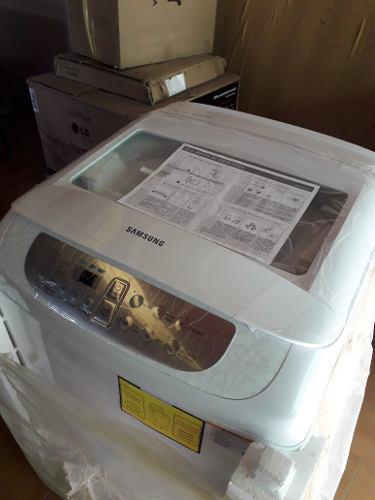 Lavadora samsung 14kg automatica nueva