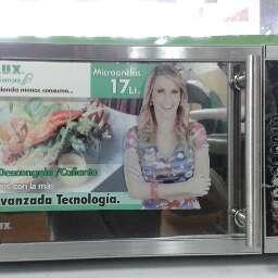 Microondas frigilux 17 litros modelo frmo.17l caracas 65 tr
