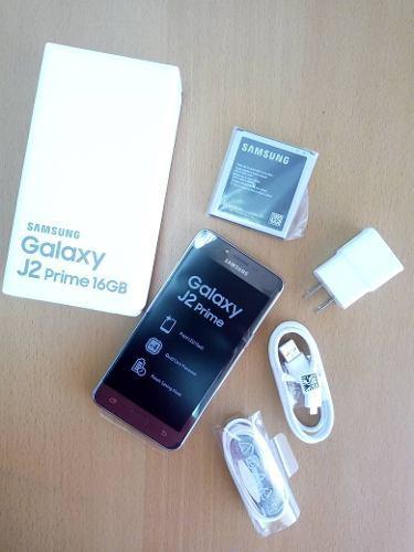 Samsung galaxy j2 prime 16 gb(120)tienda física +obsequio