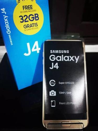 Samsung galaxy j4 duos 32gb nuevos tienda física