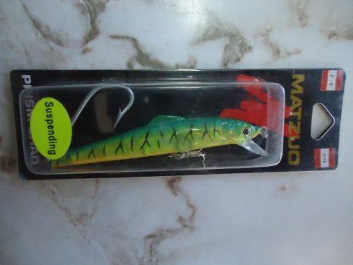 Señuelo de pesca matzuo america prism shad tm (suspendin).