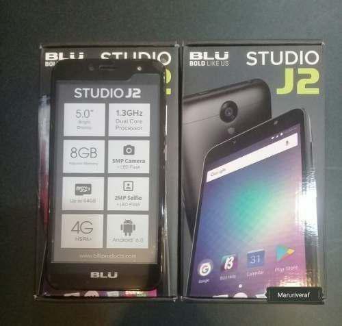 25f7d7d45d8 Blu studio j2, 8 gb, android 6.0, doble camara,dual sim
