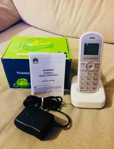 Teléfono inalámbrico movistar fijo o celular huawei fc312e