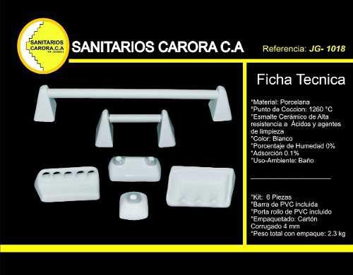 Accesorios para baño de ceramica 6544e6792e60
