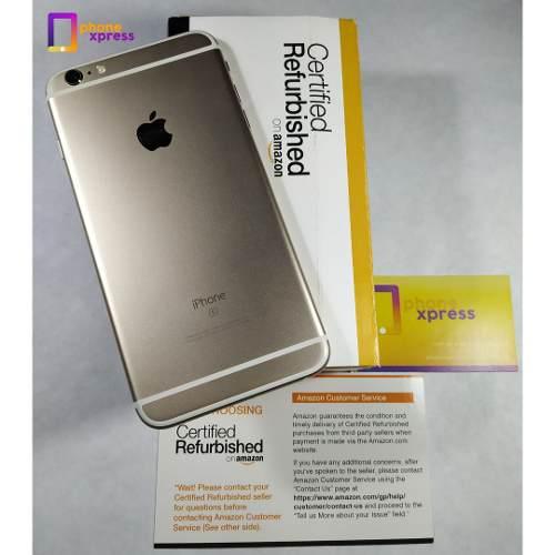 Iphone 6s plus 64gb nuevo liberado (360d)
