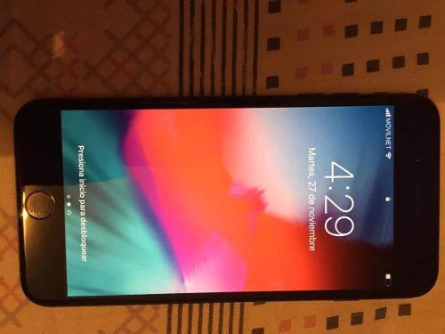 Iphone 7plus liberado como nuevo.32 gb con su caja