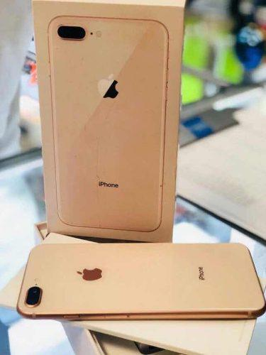 Iphone 8 plus gold 256 gb