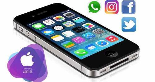 Iphone teléfono celular apple 4s 16gb negro usado no