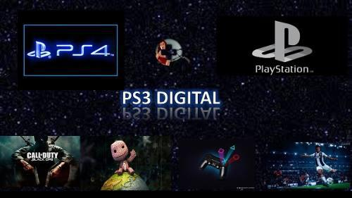 Juegos digitales licencia ps3 catalogo..