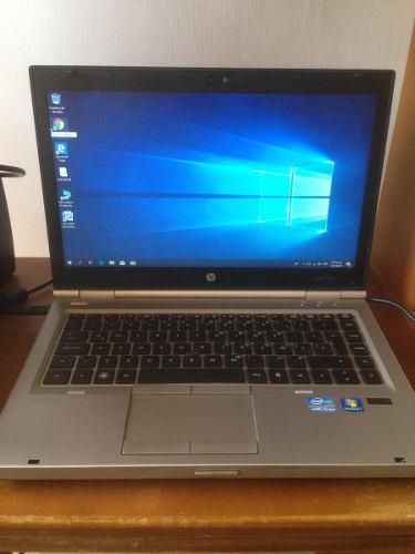 Laptop hp elitebook 8460p i5 4gb de ram