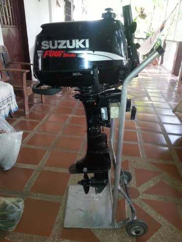 Motor fuera de borda suzuki 6 hp y